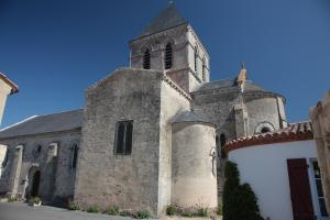 photo eglise la chaize giraud