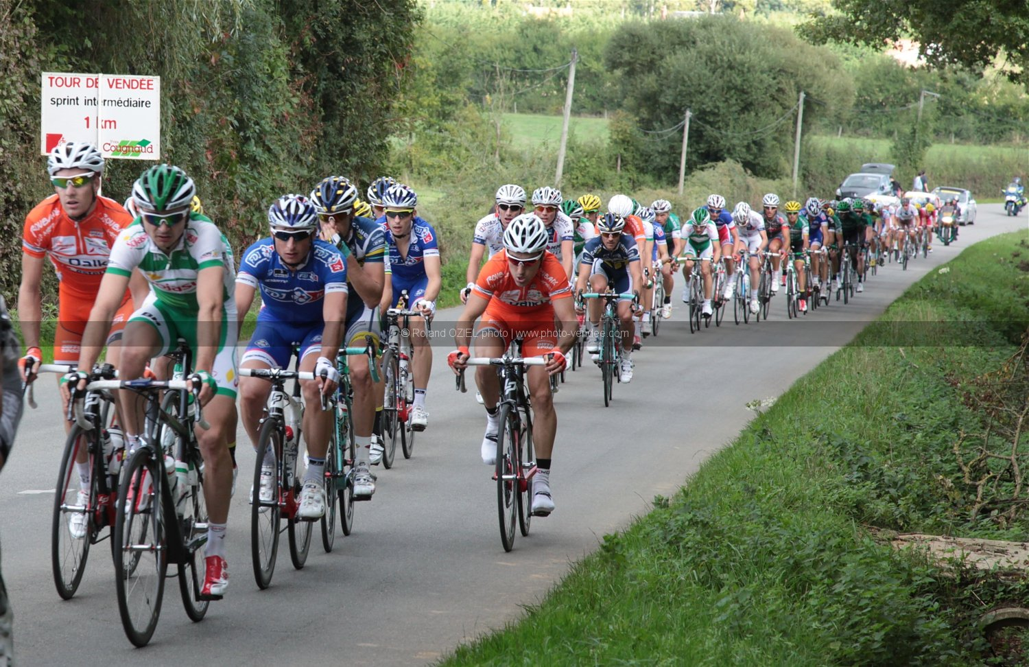 Photo tour de vendee 2013 sainte cecile