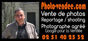 Roland OZIEL photographe en Vendée